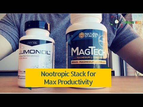 best-nootropics-for-productivity