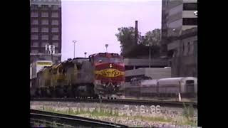 Kansas City July 1996 Part II Union Station amp Missouri Bottoms