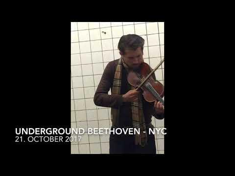 Underground Beethoven - NYC