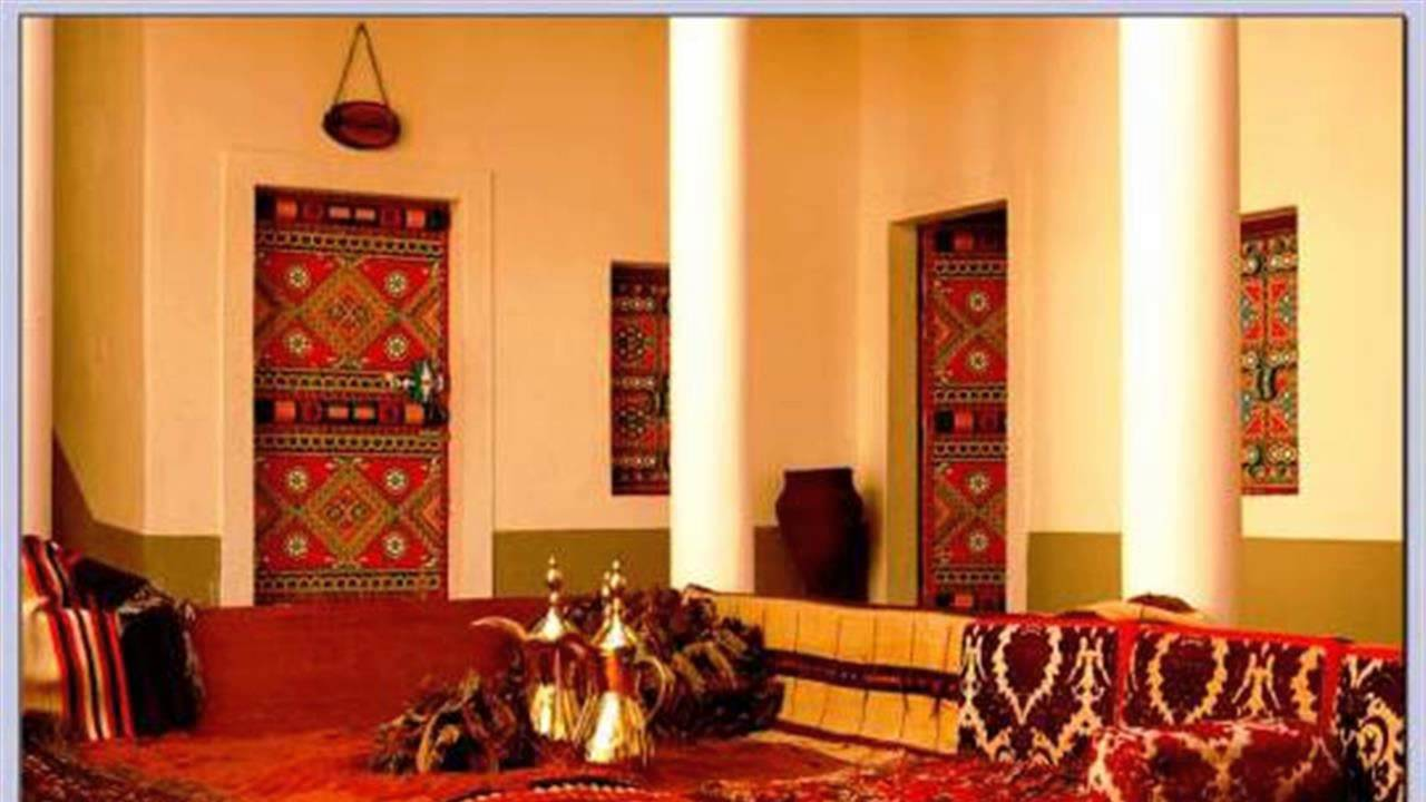Traditional Arabic Furniture - YouTube