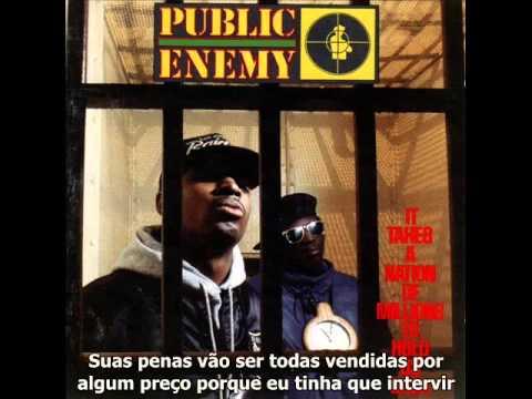 Don't Believe The Hype [Legendado] - Public Enemy