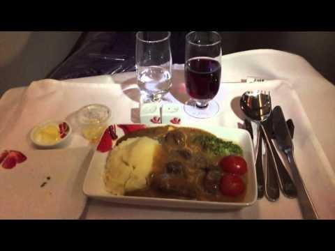 Hong Kong Airlines HX709 HKG-DPS Business Class A330-300