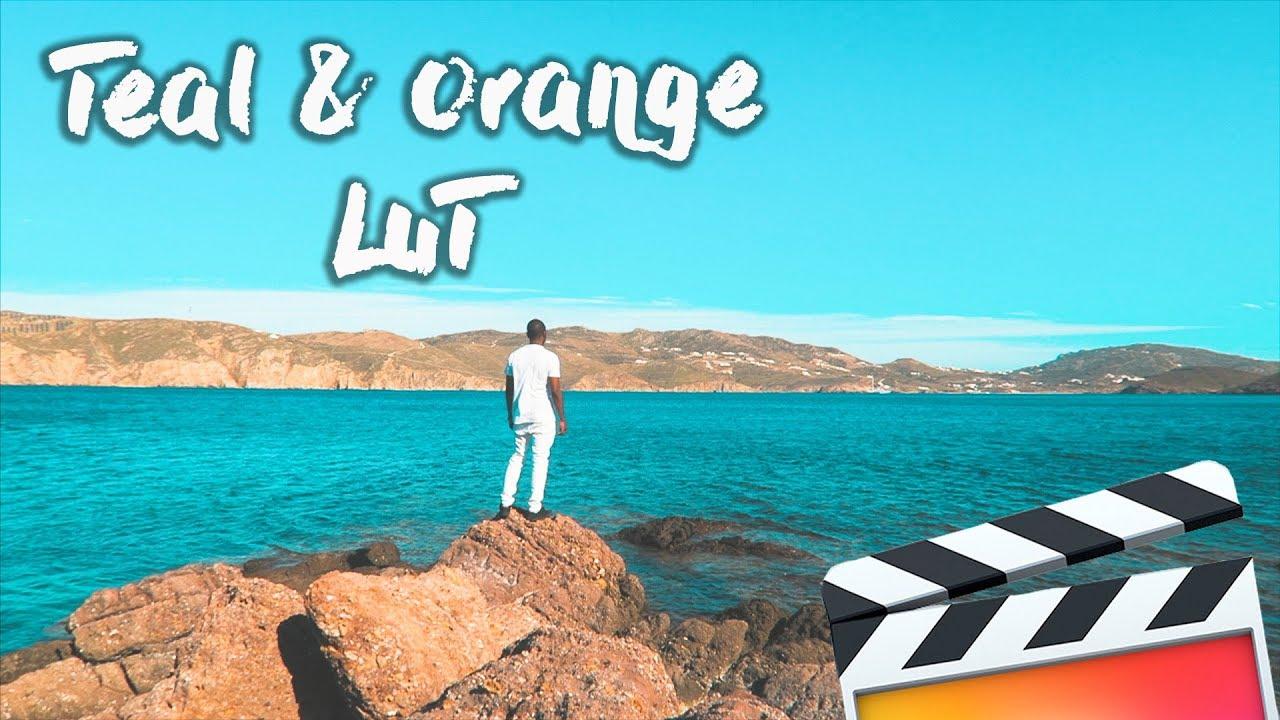 Teal & Orange LUT - Free Download - Paul Mcfall IV