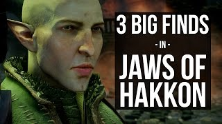 3 Big Lore Finds & Speculation in Jaws of Hakkon DLC (Dragon Age: Inquisition)
