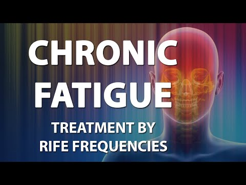 Chronic Fatigue - RIFE Frequencies Treatment - Energy & Quantum Medicine with Bioresonance