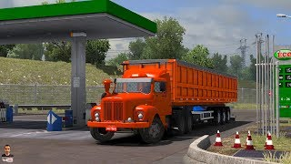 Ets2 1 27 PDT Scania LS 110 111