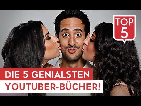 DIE 5 GENIALSTEN YOUTUBER-BÜCHER! | TWIN.TV