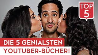 DIE 5 GENIALSTEN YOUTUBER-BÜCHER! | TWIN.TV