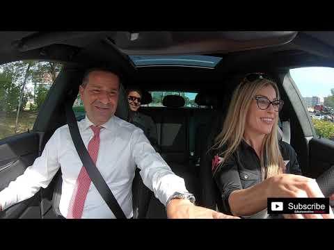 Maserati Levante Trofeo – Test Drive and Launch Control Review