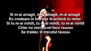 Alina Eremia - Cand luminile Se sting (Lyrics Video HD)