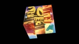 Twentieth Century Fox Rubix Cube
