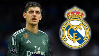 Thibaut Courtois - Welcome to Real Madrid - Best Saves | HD