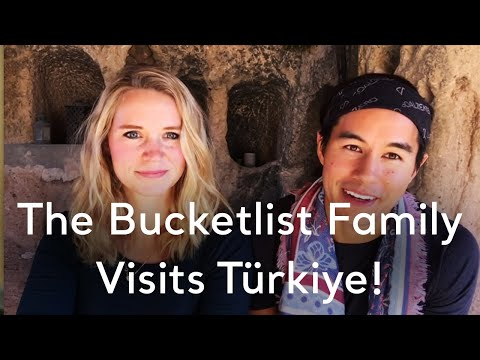 Turkey.Home - The Bucketlist Family Visits Turkey!