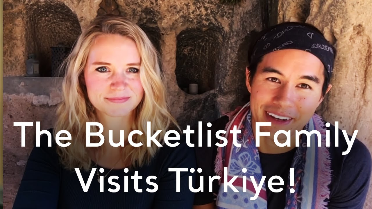 Go Turkey - The Bucketlist Family Visits Turkey!