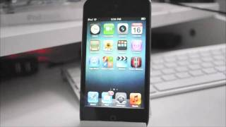 NEW iPod Touch 4g Review - Video Test - Comparison to 2g/3g