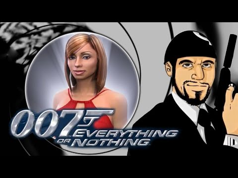 007 Everything or Nothing - Matt's Sexy Bond-A-Thon