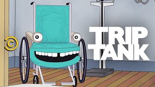 TripTank - Gary the Wheelchair