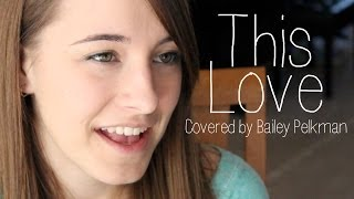 This Love - Maroon 5 (cover)