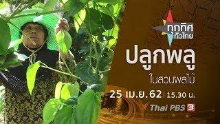 ทุกทิศทั่วไทย : ประเด็นข่าว (25 เม.ย.62)