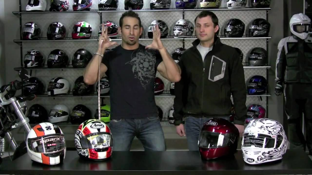 how to fit a motorcycle helmet sizing guide by revzilla