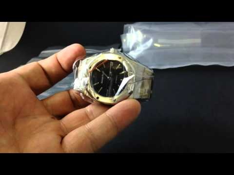 BACK FROM SERVICE - Audemars Piguet Royal Oak 14790ST