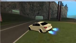 Drift BMW M5 E60 MTA CCD PLANET SERVER №2