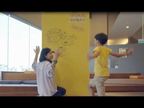 Gallery Children Biennale - Live Doodle Jam!