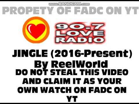 90.7 LOVE RADIO JINGLE BY REELWORLD (2016-PRESENT)