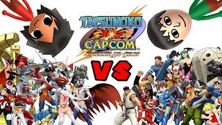 ABG: Angi vs Saikoro Last Match Tatsunoko vs capcom Wifi
