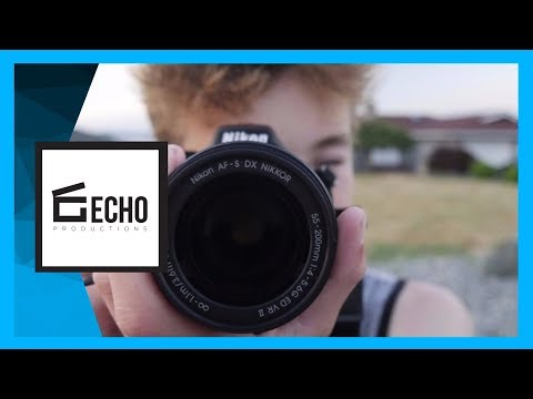 Nikon D3300 Unboxing, Review and Video Sample Mainly For Youtubers