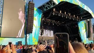 Lewis Capladi SOMEONE YOU LOVED live Belsonic