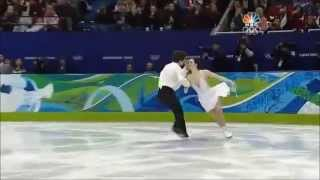 Tessa Virtue and Scott Moir- Can I Have This Dance