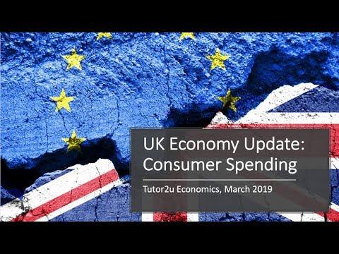UK Economy Update 2019: Consumer Spending And Saving