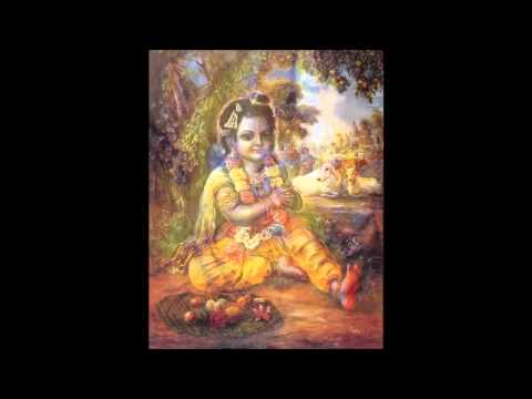 Bhagavad Gita 3.27 - Fate or Free Will?  (San Diego 1990)