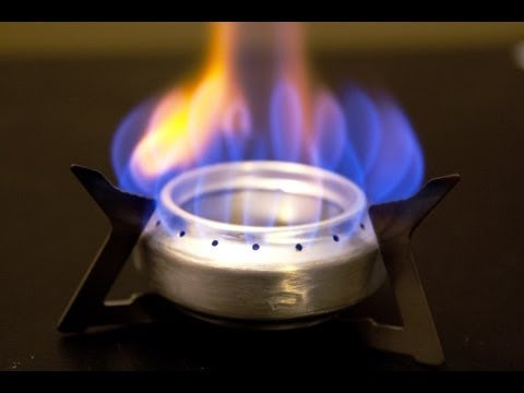 Best Camping Stove Design - YouTube