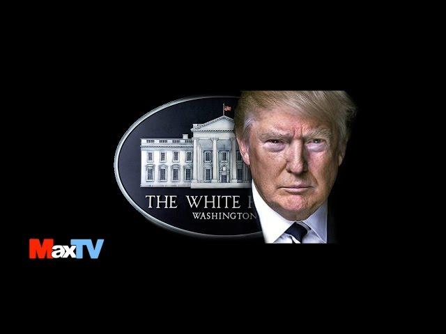 The Inauguration of Donald Trump - a Max Kolonko special presentation on MaxTV
