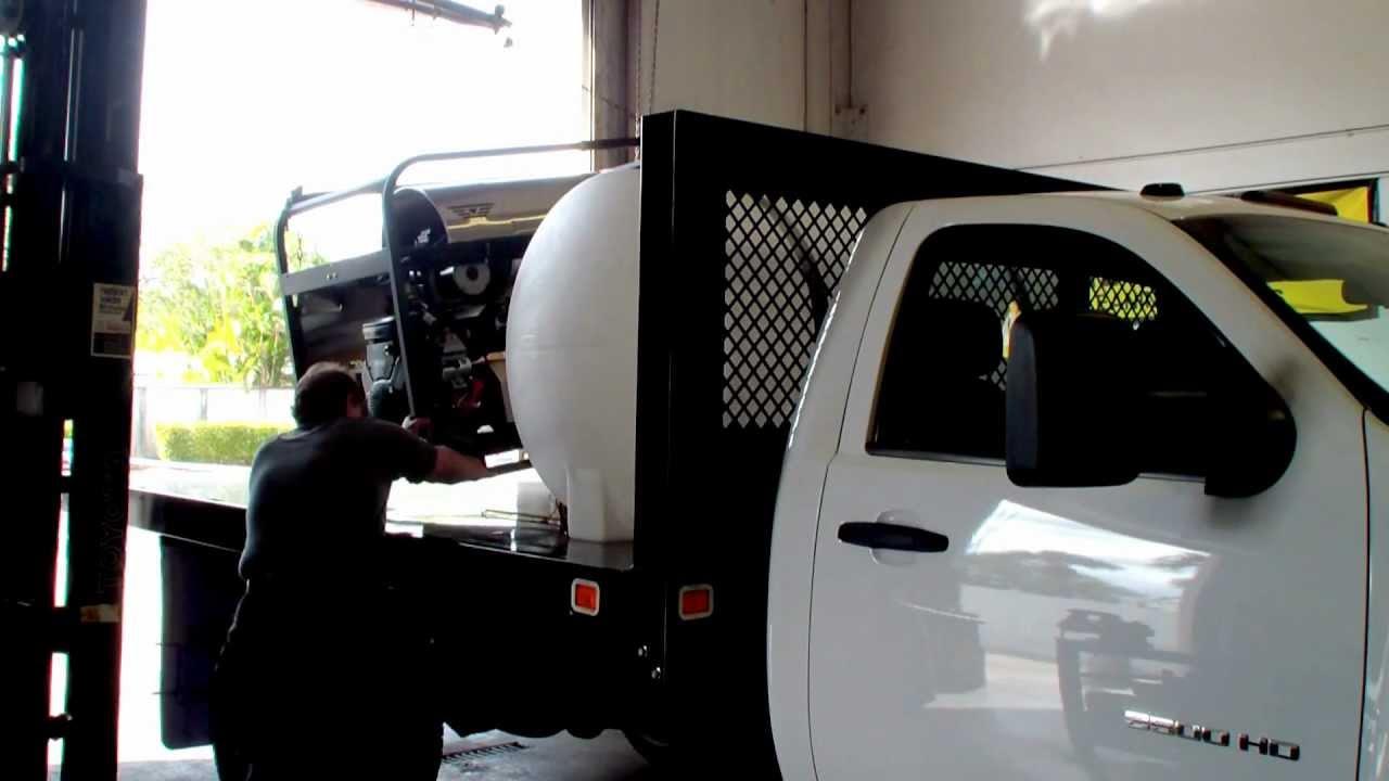 truck mounted hydro tek hot water pressure washers  dan