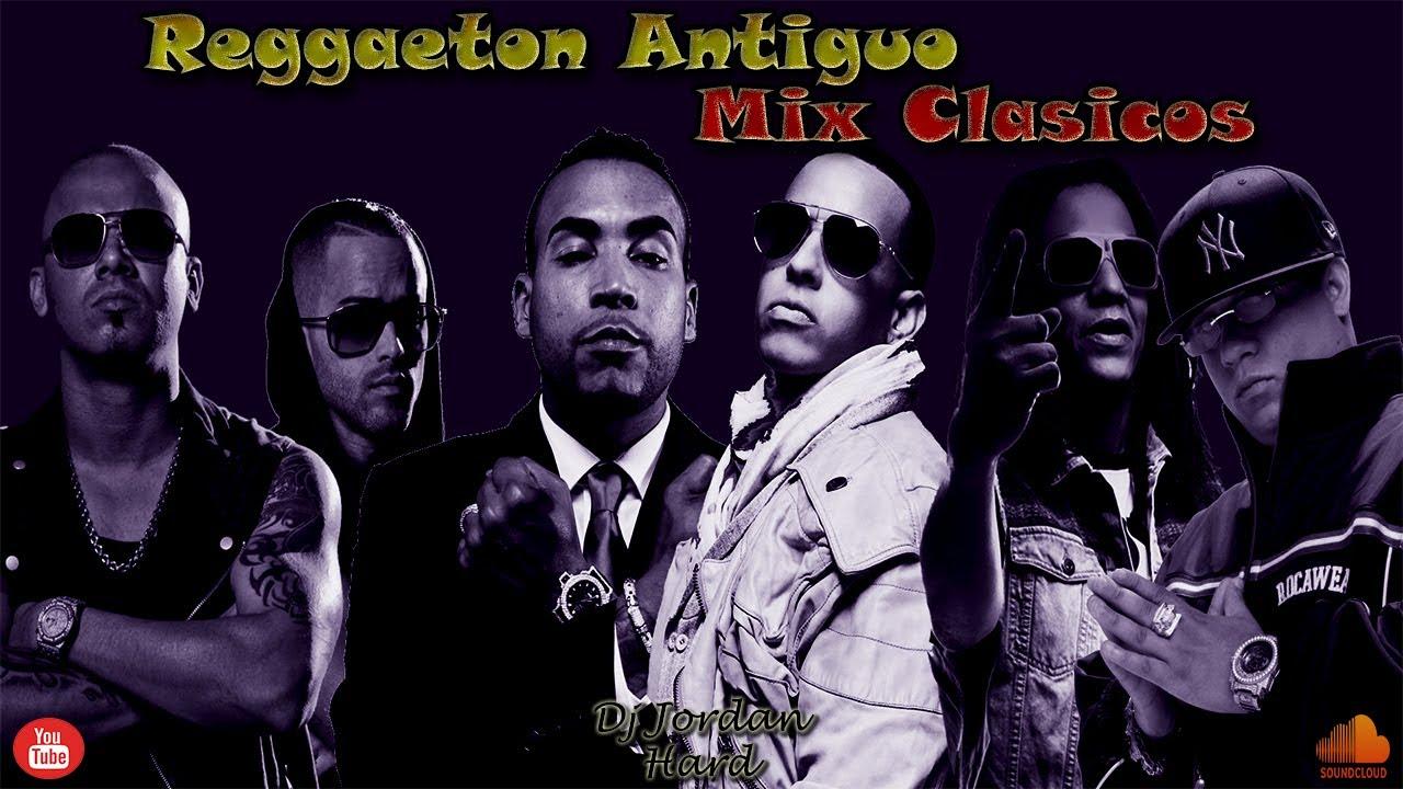 Download Reggaeton Antiguo Mix Clasicos (MySpace ,TuPrincipe, LindaFlor, SiLaVez, Todavia) - Dj Jordan Hard