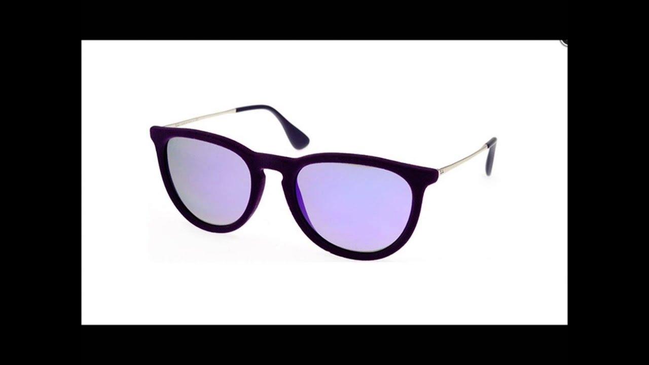 93ec17c7dc441 Ray Ban ERIKA 4171 Velvet - Óculos em veludo! Óticas Ribeira! - YouTube