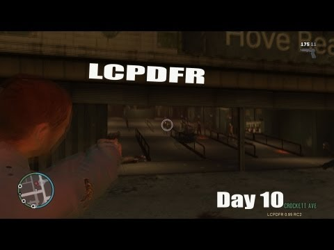 GTA IV LCPDFR - Day 10 - Intense Bus Chases!