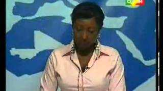 ORTM Journal TV: Humanity First USA West Africa Tour, 1/5/2013
