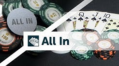 Poker Zusatzregeln [01]: All In & Side Pots