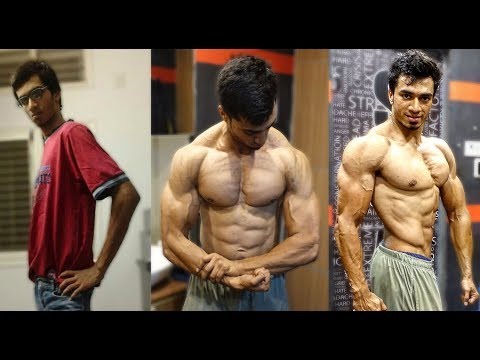 EXTREME BODY TRANSFORMATION | INDIAN FITNESS MOTIVATION