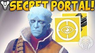 Destiny 2: MYSTERY PORTAL & RARE LOOT! Exotic Perks, Hidden Path, Exclusive Rares & Old Exotics