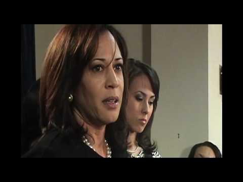 Kamala Harris victory speech in San Francisco - 2010 California Primary