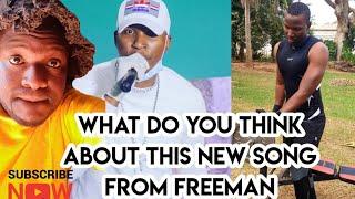 What Do yu think ?About New freeman Hkd boss (Listen carefully Vamwe Varikuti Ndo ichavharisa 2020)