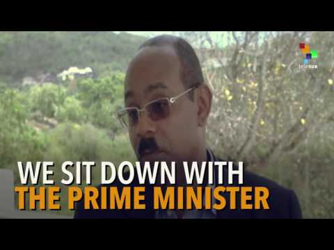 Interview With Prime Minister of Antigua and Barbuda