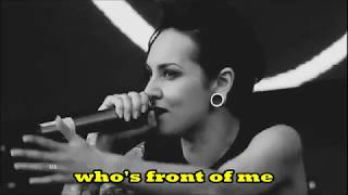 jinjer just another lyrics (napalm records)