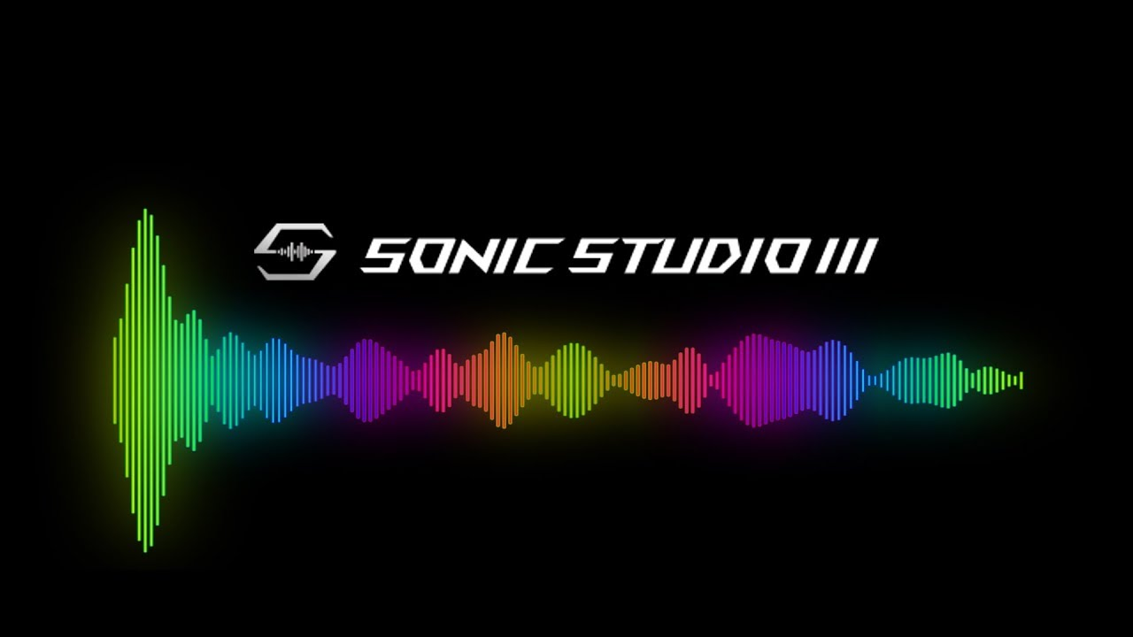 Windows 10] Sonic Studio 3 UWP introduction | Official