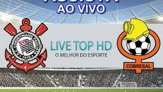 Corinthians SP vs Cobresal full match